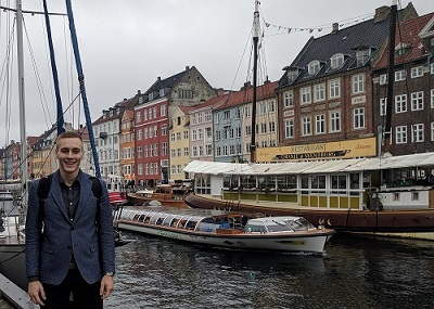 Nyhavn Canal, Copenhagen, Denmark - Taken by my sister during our trip in mid October 2017