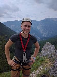 Kienthalerhütte, Reichenau an der Rax, Austria - Taken by my father at our first Via Ferrata tour at the end of June 2017